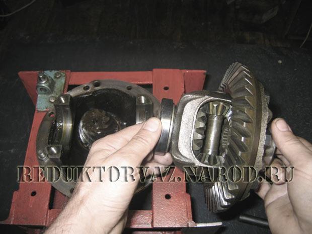 Газель ремонт редуктора своими руками 90